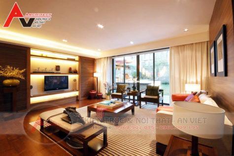 Cách thức thiết kế nội thất biệt thự Anh Mạnh-Văn Quán-Hà Nội