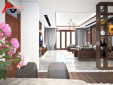 Mẫu nội thất biệt thự đẹp Anh Mai-Hà Tĩnh