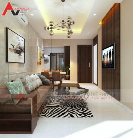 Thiết kế nhà lô đẹp tại Hà Nội Anh Long