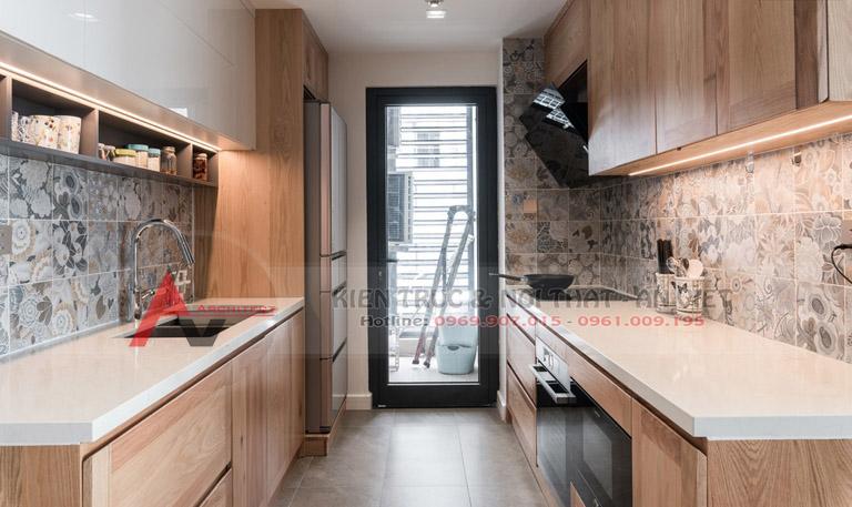 Thiết kế căn hộ chung cư Vinhomes Skylake - Tòa S3 72m2 5