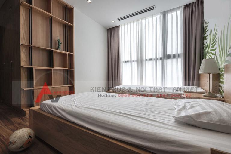 Thiết kế căn hộ chung cư Vinhomes Skylake - Tòa S3 72m2 7