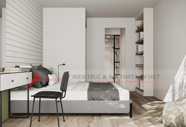 Thiết kế nội thất căn hộ chung cư 87m2 Gold Season 47 Nguyễn Tuân 7